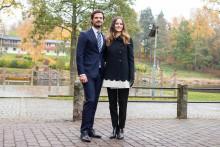 H.K.H. Prins Carl Philip och H.K.H. Prinsessan Sofia besöker Värmland 19 oktober