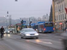 40-gräns i tätort positivt för busstrafiken