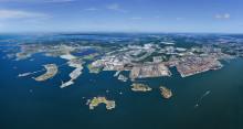 Två fartyg satta i karantän i Göteborgs hamn