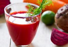 Rödbetsjuice har positiv effekt vid svår hjärt-lungsjukdom