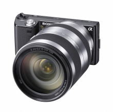 "Sony Discloses Basic Specifications of the ""E-mount"" for Interchangeable Single Lens Cameras without Fee"