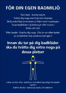 Renare badgäster i Skellefteå kommun – mindre klor