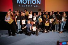 Kollektivet vann stora priset på STOCKmotion filmfestival - här är alla vinnare