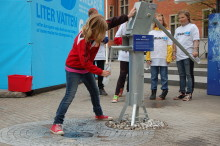 Vattenvecka i Glashuset 11-17 maj