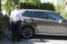 Charge Amps inleder samarbete med stor europeisk distributör