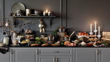 IKEAs julbord öppnar i morgon med ännu fler vegetariska rätter