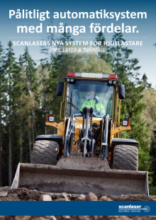 Broschyr - Scanlasers nya system för hjullastare