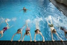 Förberedande simundervisning för alla elever i förskoleklass
