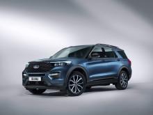 Der neue Ford Explorer kommt mit Plug-In-Hybrid-Antrieb und rund 40 Kilometer Elektro-Reichweite nach Europa