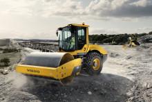 Volvo SD75, SD115 och SD135 jordpackningsvältar för flexibilitet, kraft och effektivitet