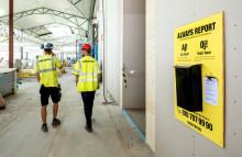 Wästbygg AB certifieras enligt ny arbetsmiljöstandard