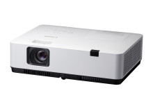 Canon utökar sin portabla projektorserie med tre nya lampbaserade modeller med lång livslängd