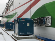 MoorMaster™ berth unveiled at Port of Helsinki