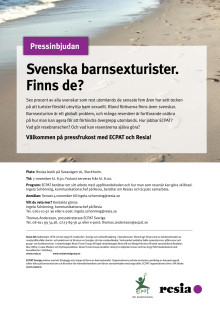 Svenska barnsexturister – finns de?
