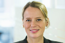 Lina Öien ny chef för enheten för hållbar utveckling