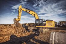 Hybrid-gravemaskine lanceres af Caterpillar