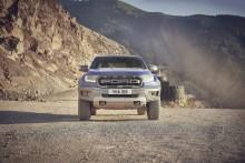 Für die harten Jungs: Neuer Ford Ranger Raptor feiert auf der IAA Nutzfahrzeuge Weltpremiere vor Fachpublikum