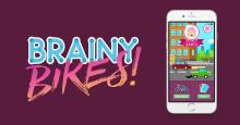 Nytt spel för mobilen som får fler att vilja cykla…