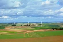 RES inaugure le parc éolien de Vieille Carrière (Aisne) - 12 MW