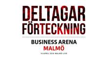 Se vilka som kommer till Malmö nästa vecka!