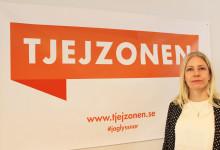 Hon blir Tjejzonens första generalsekreterare