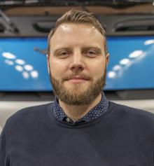 Nordic Truckcenter välkomnar ny platschef till anläggningen i Markaryd