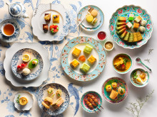 Indulge in a Refreshed Nostalgic Weekend High Tea Buffet at Atrium, Pan Pacific Singapore