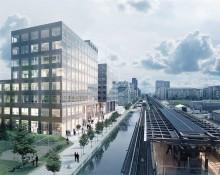 Skanska investerar cirka 340 miljoner kronor i första etappen av kontorsprojekt i Örestad, Danmark
