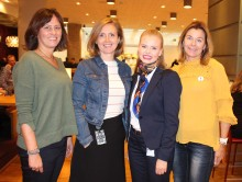 Alle ansatte aktiviseres for å få ned tallerkensvinnet i Næringslivets hus -Ny KuttMatsvinn-uke i uke 41