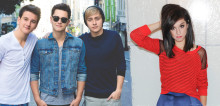 Before You Exit og Christina Grimmie holder popfest i VEGA