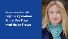 Beyond Operation Protective Edge