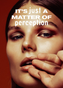 It's Just a Matter of Perception - ett modeevent på Beckmans