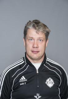 Erik Zimmerman, Erikslunds SK,  får Woody Ungdomsledarstipendiet 2012