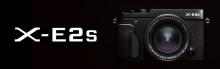 FUJIFILM X-E2S och uppdatering till FUJIFILM X-E2 (ver. 4.00)