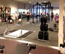 Över 2000 kvm gymgolv till Friskis & Svettis i Torslanda