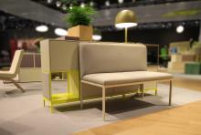 Jonas Forsmanin suunnittelema EFG Create -sarja täydentyy sohvalla