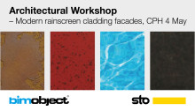 Sto's Architectural Workshop - CPH 4 May