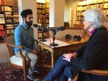 Ny säsong för ärkebiskopens podcast