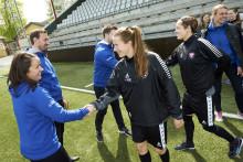 System Verification ökar sitt engagemang i FC Rosengård