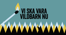 VI SKA VARA VILDBARN NU - PREMIÄR 8 OKTOBER