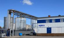 Nya cisterner på Wibax terminal i Norrköping