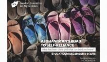 Konferens 8-9 december Afghanistans väg mot självständighet – vad har gjorts och vad kan göras bättre?