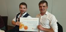 Flokenes Fiskefarm AS vant prestisjetung pris på AquaGen-konferansen