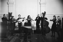 Händels Messias med Camerata Øresund & Peter Spissky på Palladium 9 december