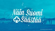 Näin Suomi Säästää 2016 - infograafinen esitys
