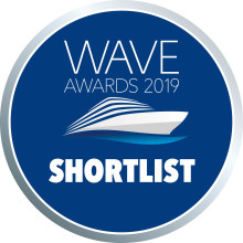 ​Fred. Olsen Cruise Lines is shortlisted in three categories at prestigious 'Wave Awards 2019'