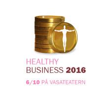 Healthy Business 2016: Att leda hälsosam förändring