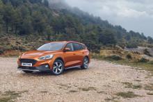 Vadonatúj Ford Focus Active crossover: egy SUV sokoldalúsága és a kategóriaelső Focus vezetési élménye