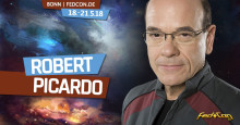 """FedCon 2018: Robert Picardo - Der Holodoc aus Star Trek kommt zur """"Sprechstunde"""""""