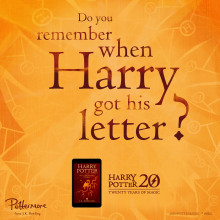 Don't be a muggle – read Harry Potter on eBook